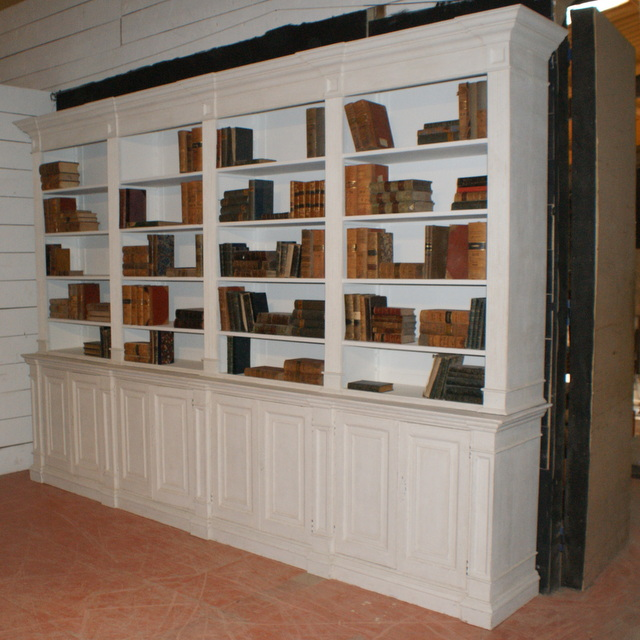 Huge Library Bookcase