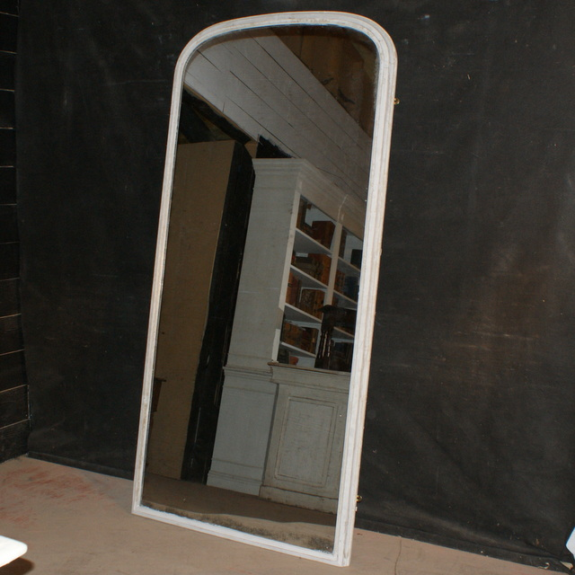 Arched Dressing Mirror