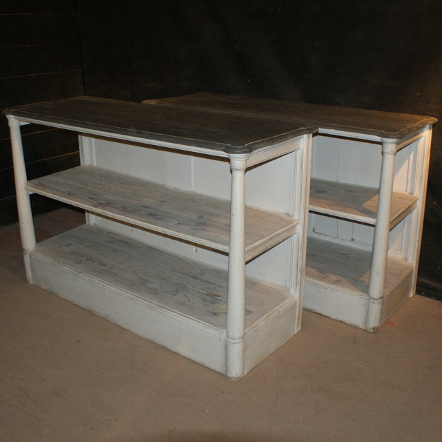 Antique Pair of Buffets