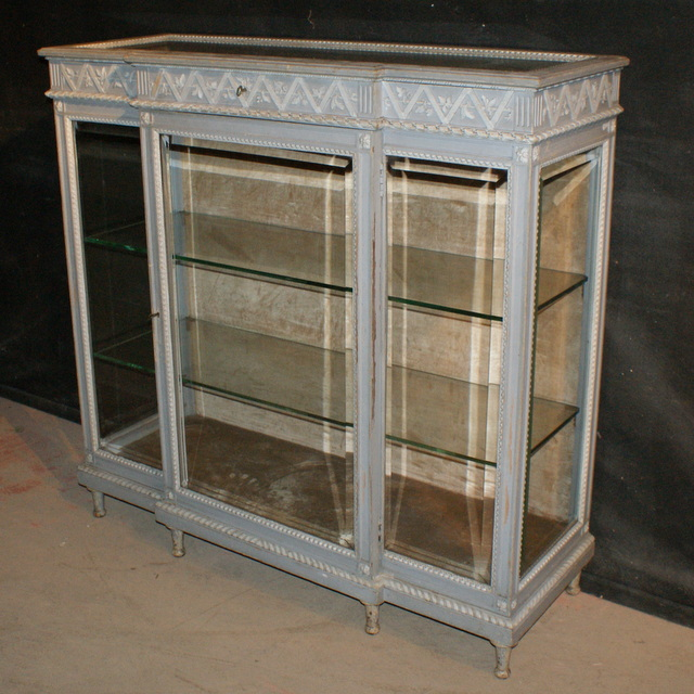 Wonderful French Display Cabinet