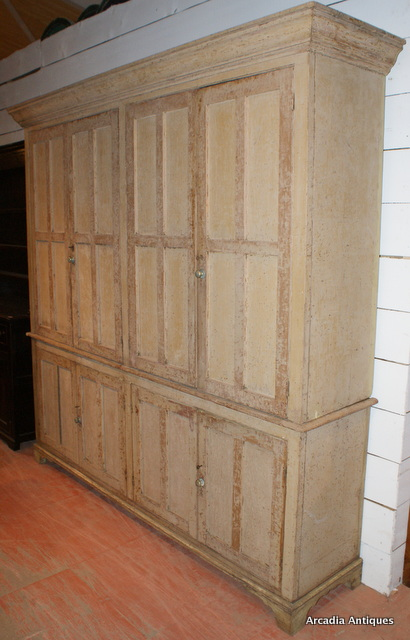 Antique Housemaids Cupboard