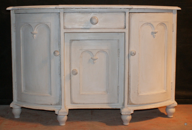 Bowfront Sideboard