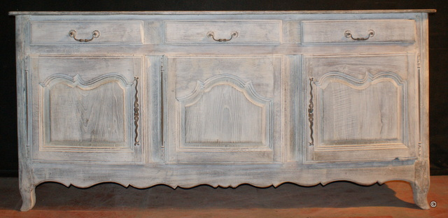 Antique Bleached Buffet