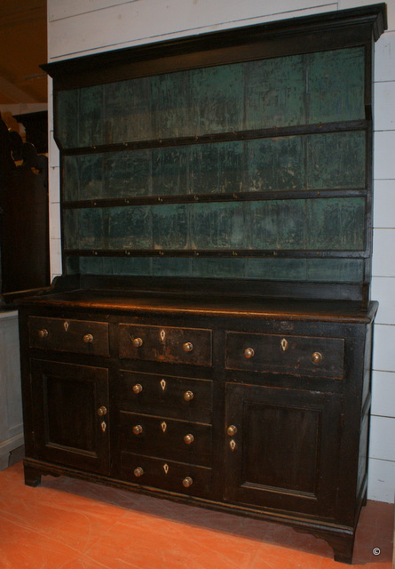 Original Painted Dresser