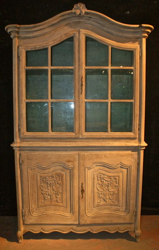 French Bookcase / Display Cabinet