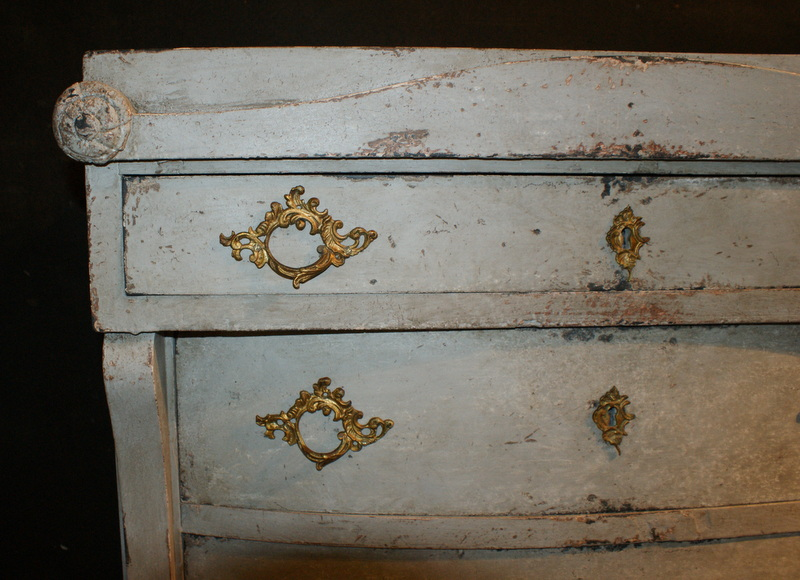 Danish Biedermeier Commode