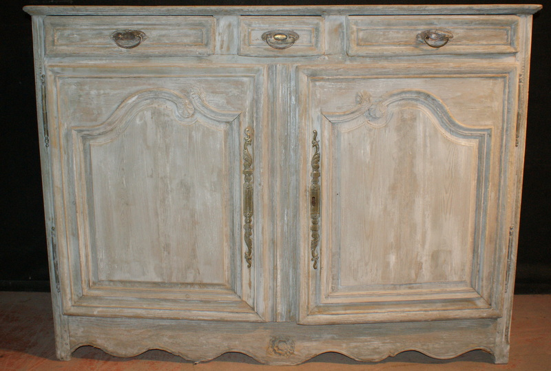 Painted Pine Buffet