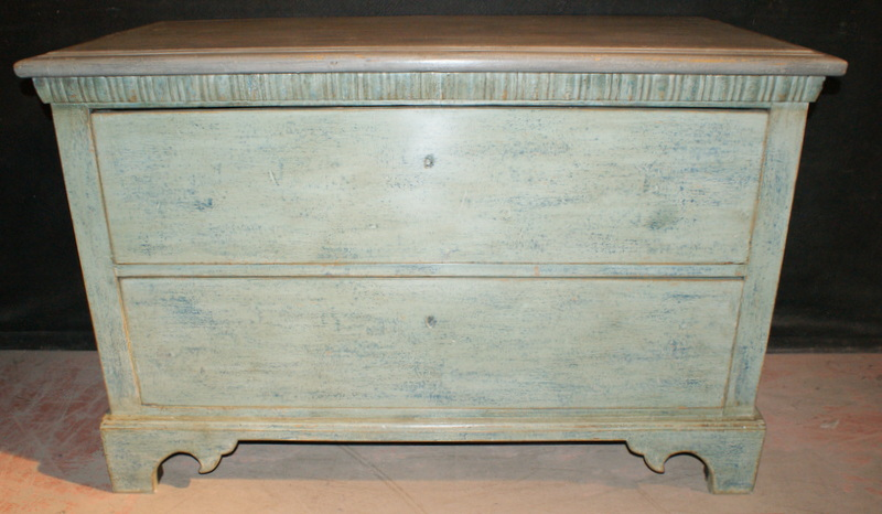 Dutch Painted Commode