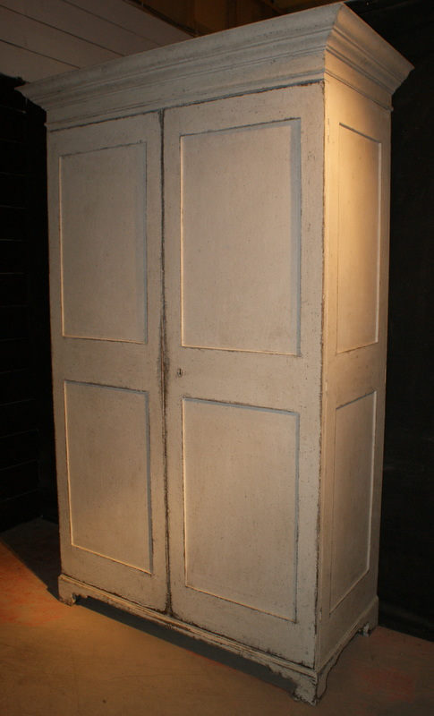 Antique Linen Cupboard