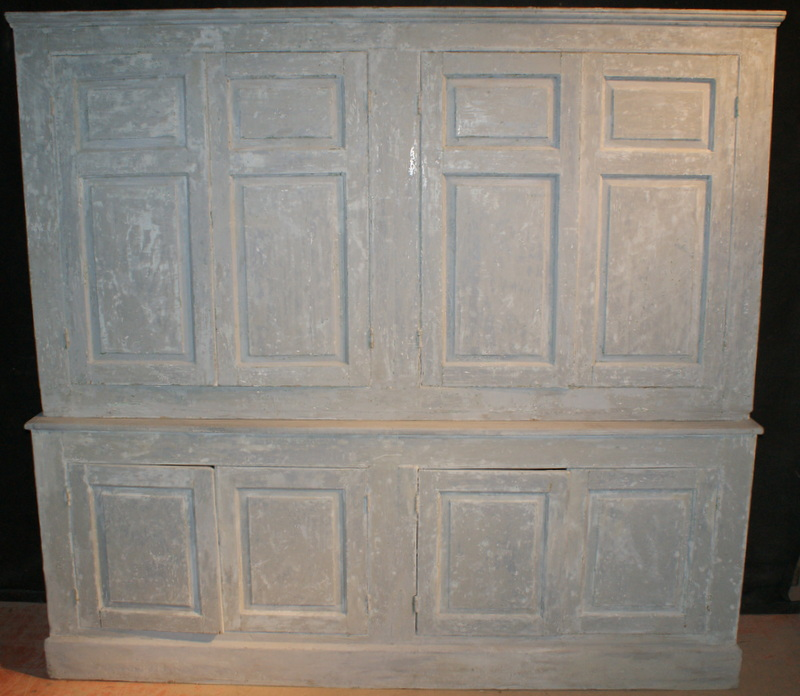 Original Painted House Keepers Cupboard