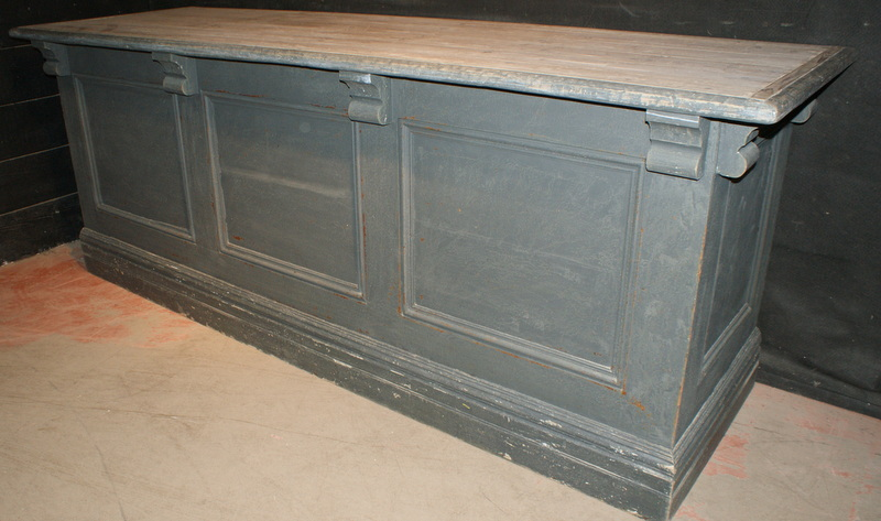 Large Haberdashery Counter