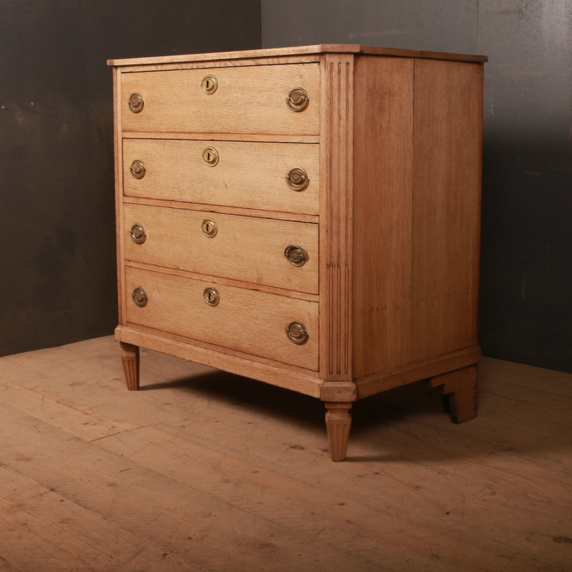 Dutch Oak Commode