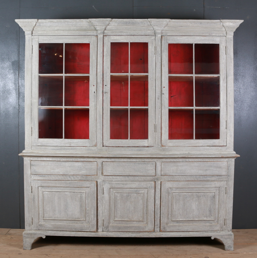 English Glazed Dresser