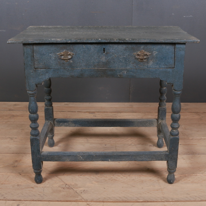 English Lamp Table