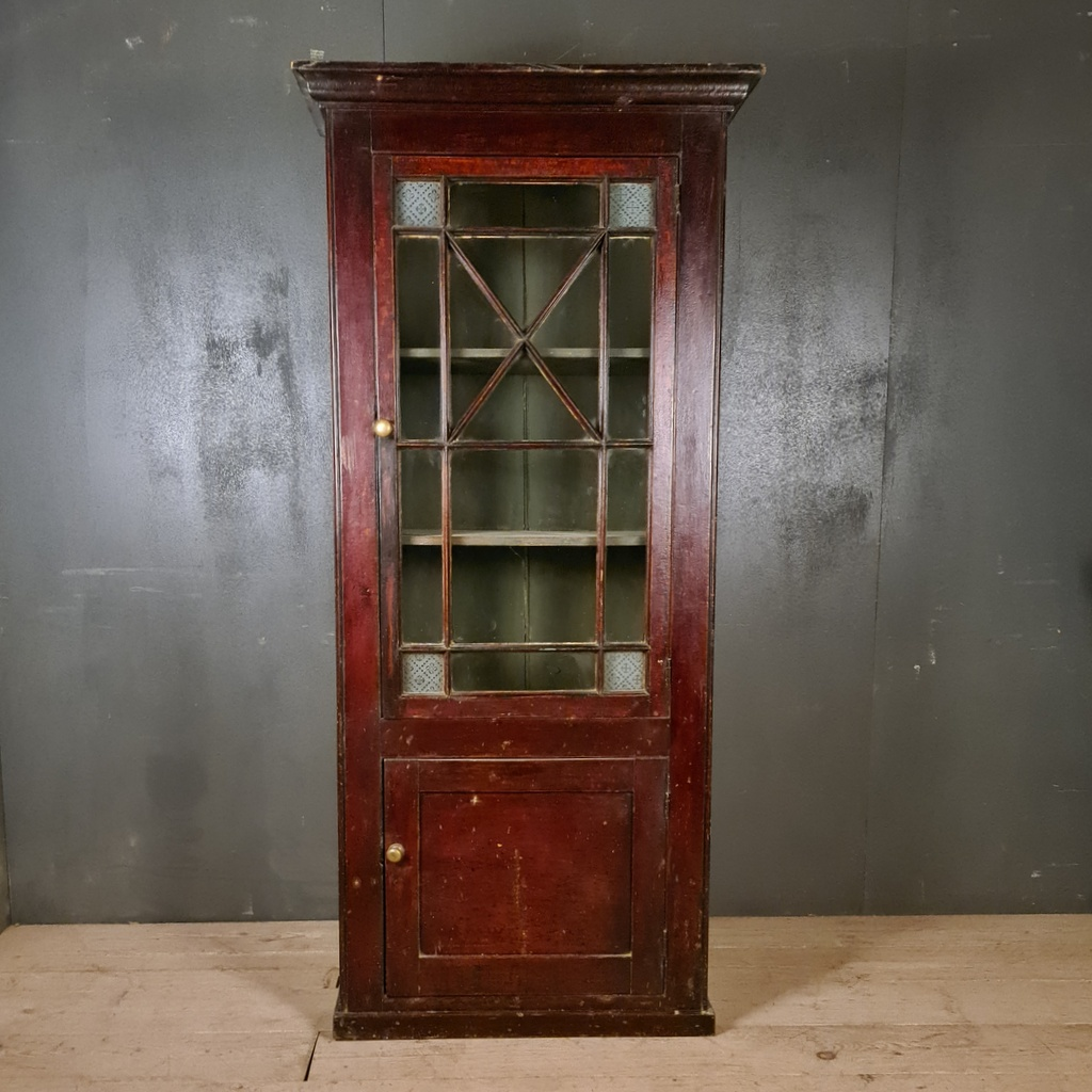 English Narrow Cupboard