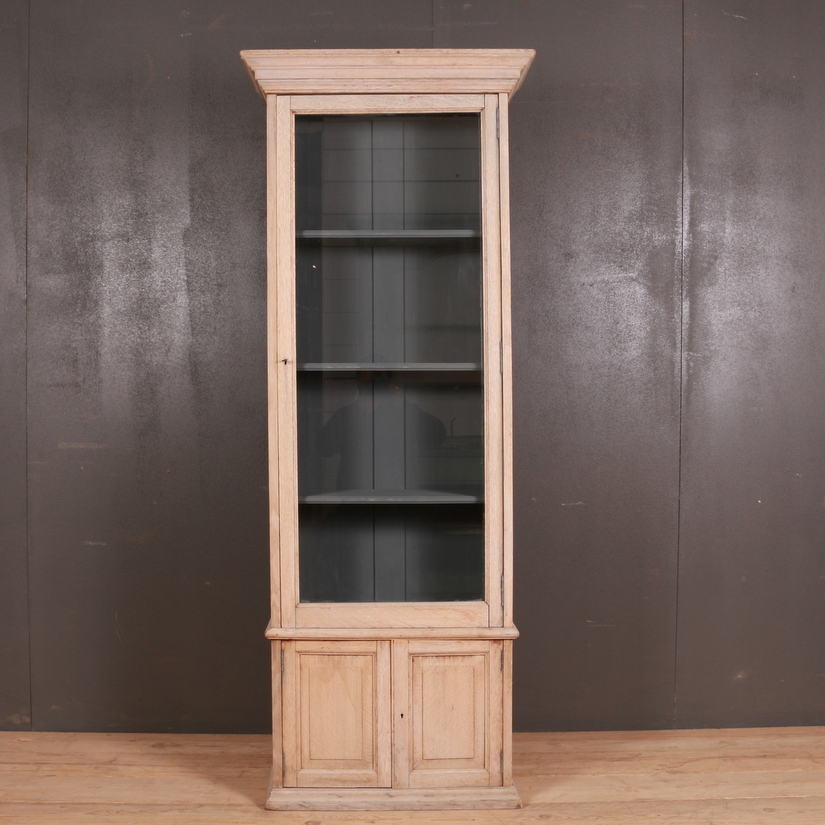 English Oak Bookcase