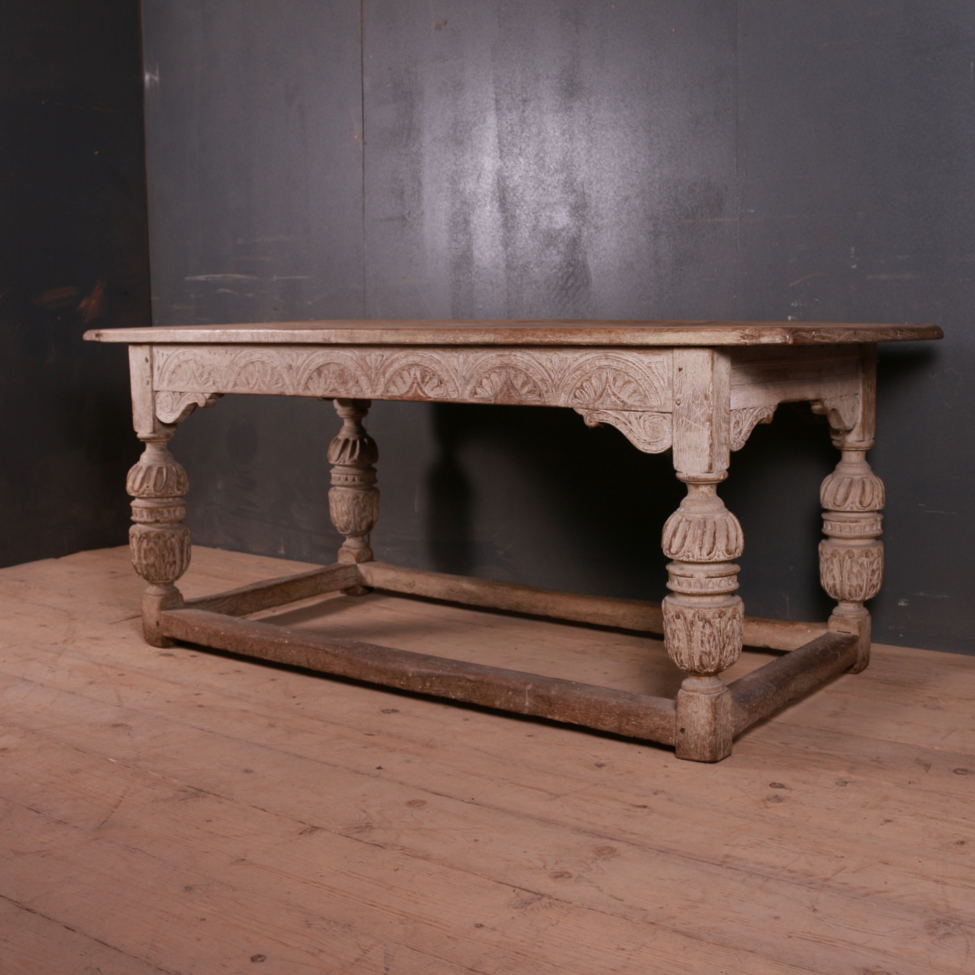 English Oak Centre Table