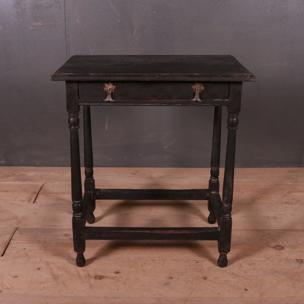 English Side Table/Lamp Table