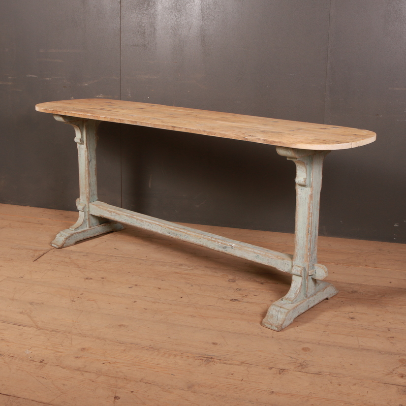English Style Trestle Table