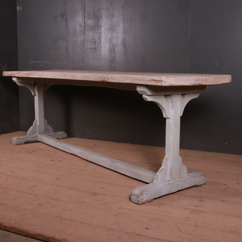 English Trestle Table