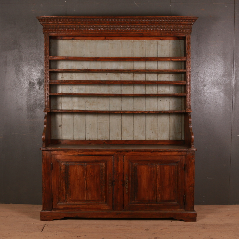 French Carved Dresser