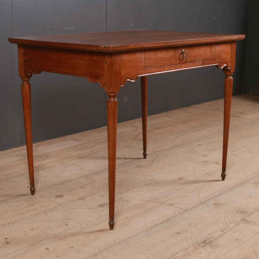 French Cherry Desk