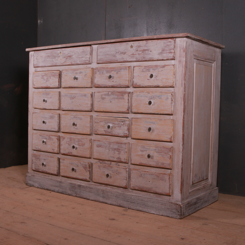 French Multidrawer Chest