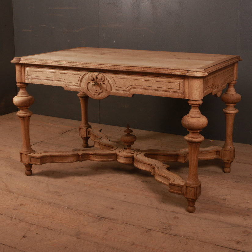 French Oak Centre Table