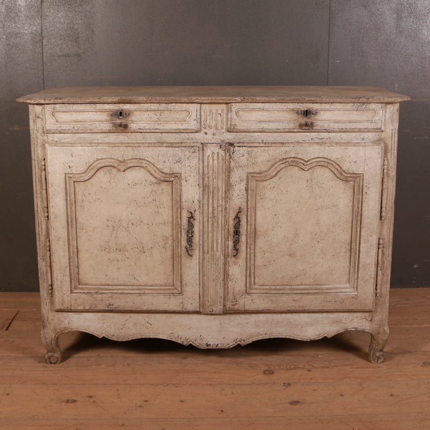 French Painted Buffet