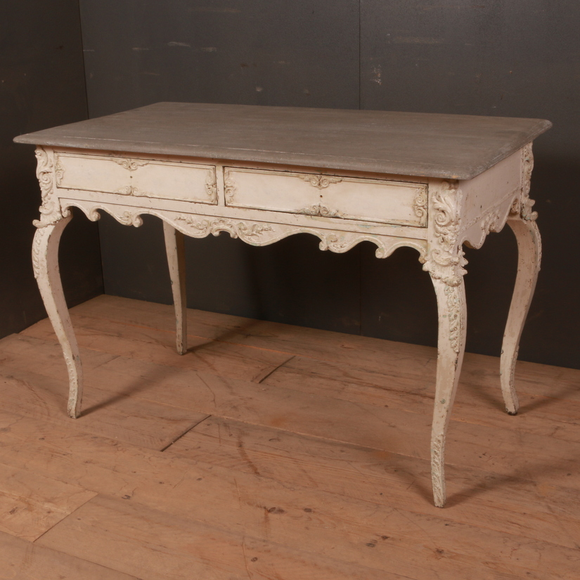 French Rococo Style Side Table