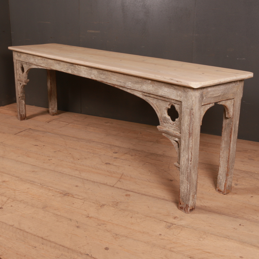 Gothic Serving Table