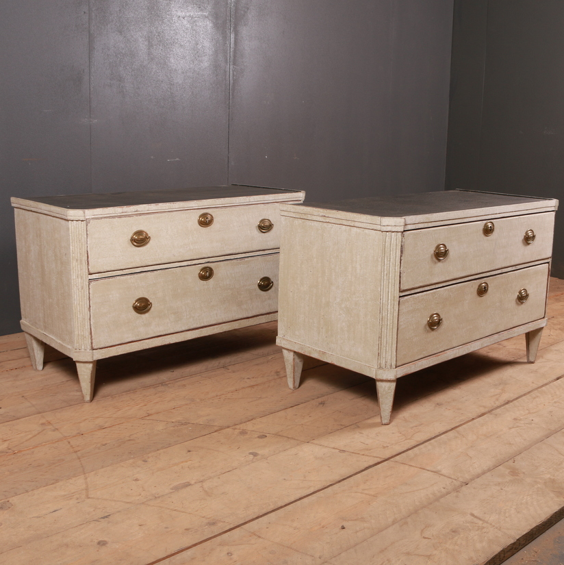 Swedish Commodes / Bedside Chest