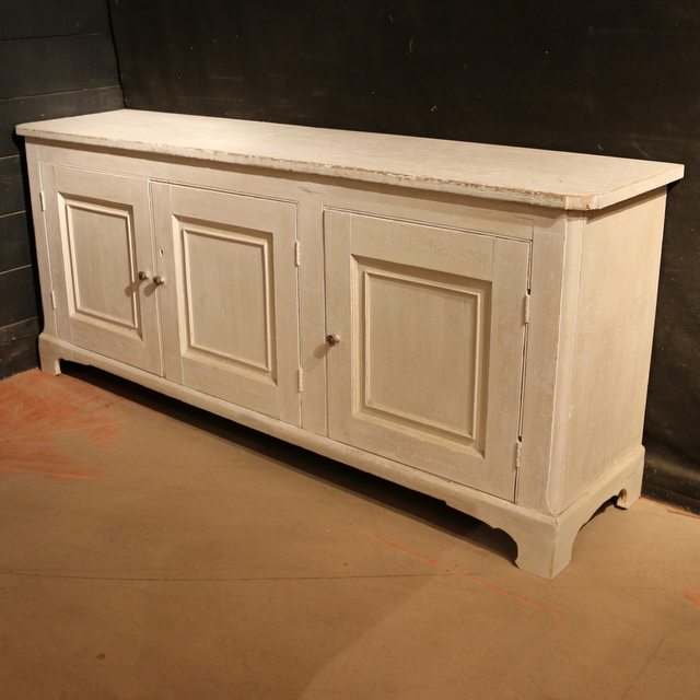 french painted enfilade antique buffets enfilades. Black Bedroom Furniture Sets. Home Design Ideas