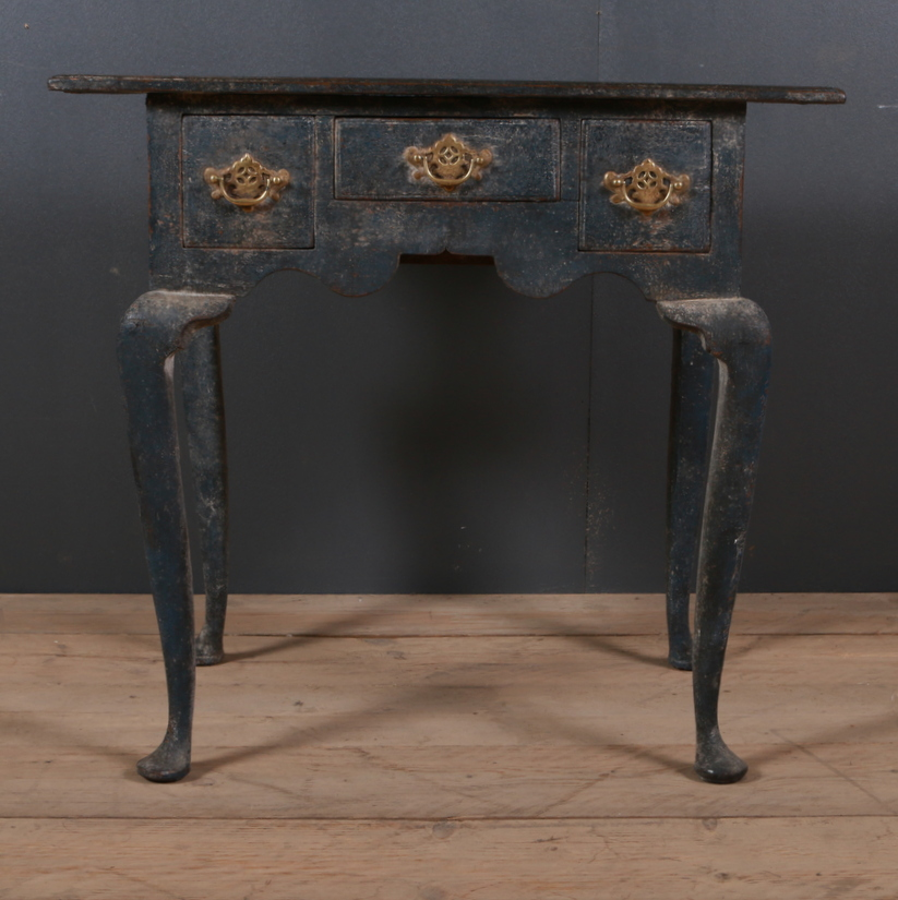 Painted Lowboy / Lamp Table