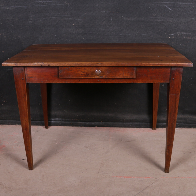 Antique Cherry Side Table