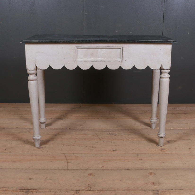 French Butchers Table / Side Table