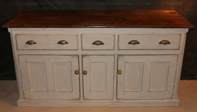 Antique Dresser Base