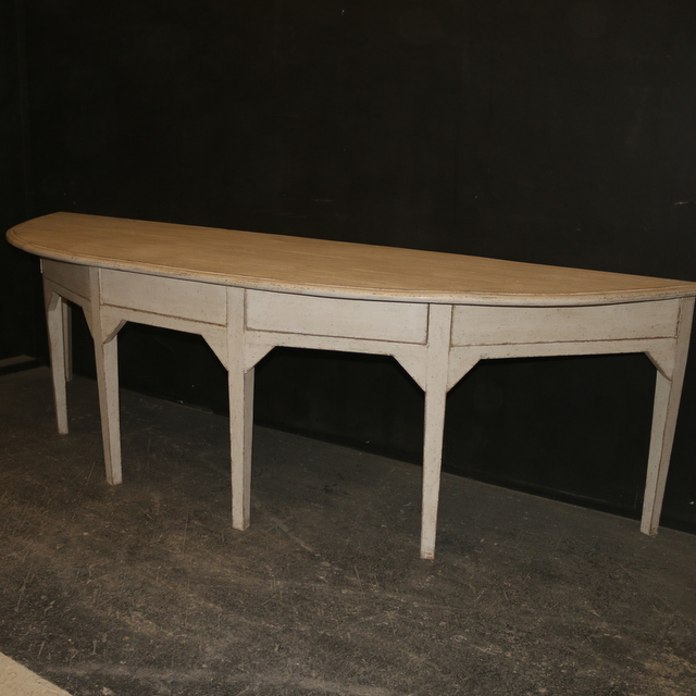 Custom Built Console Table