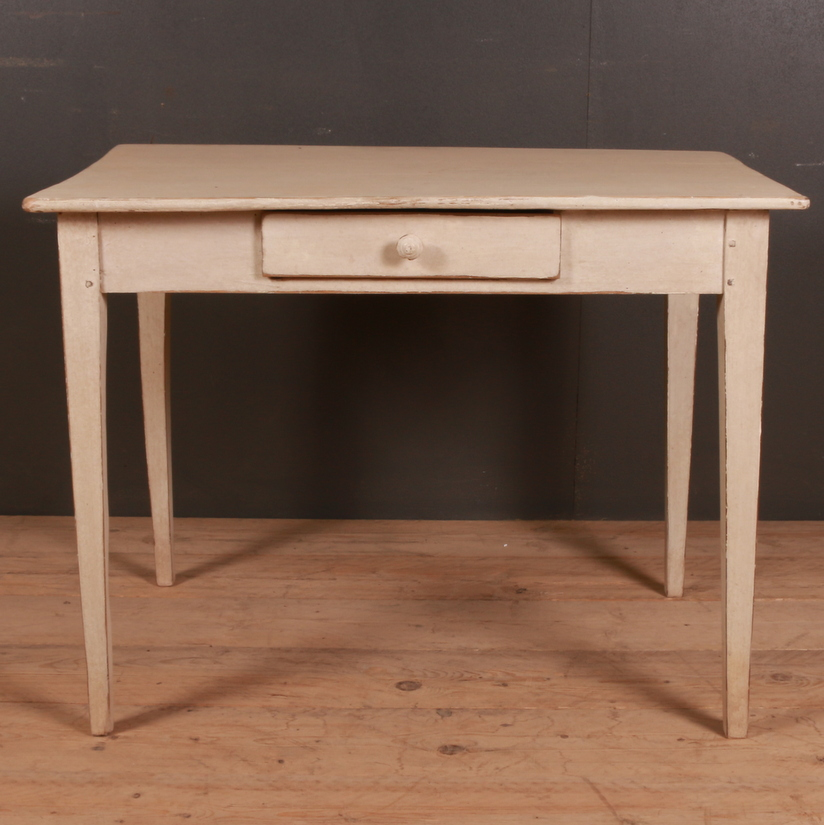 French Side Table / Desk