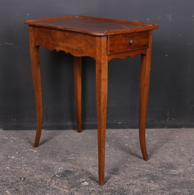 French Cherry Side Table