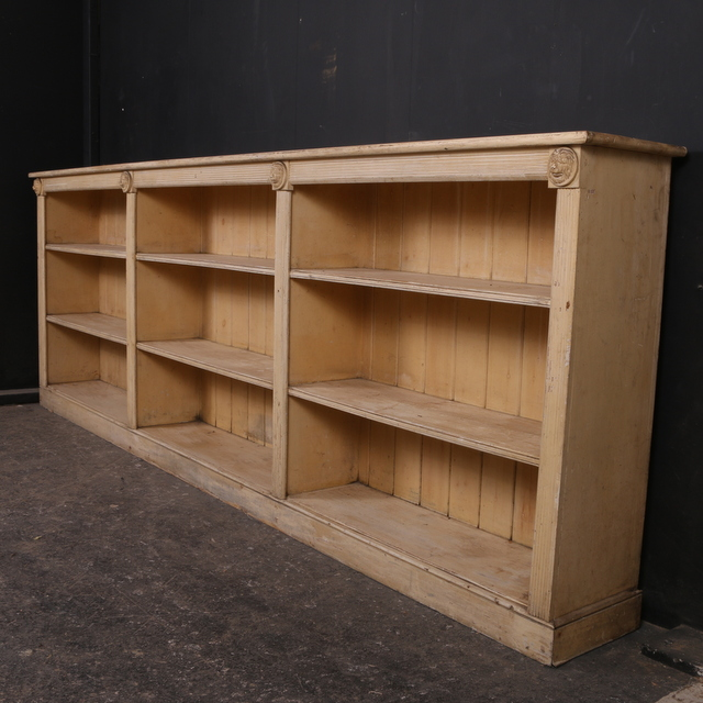 Stunning Country House Bookcase