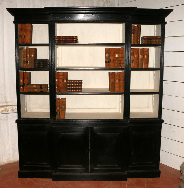 Small Painted Bookcase