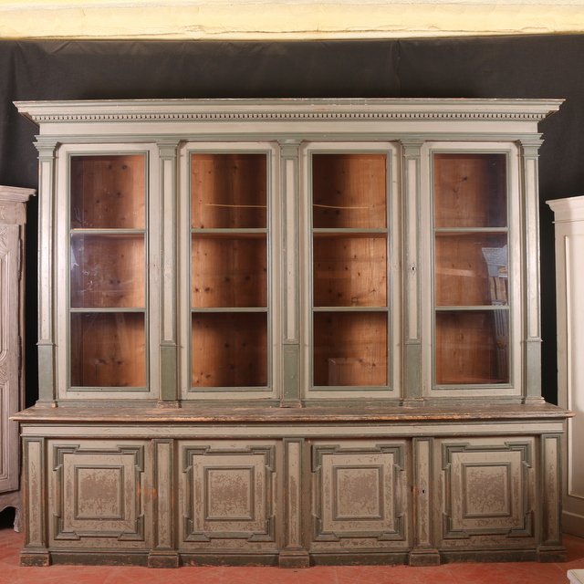 Architectural Bookcase/ Shop Fitting