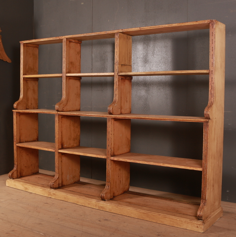 Low Bookcase/ Shop Fitting