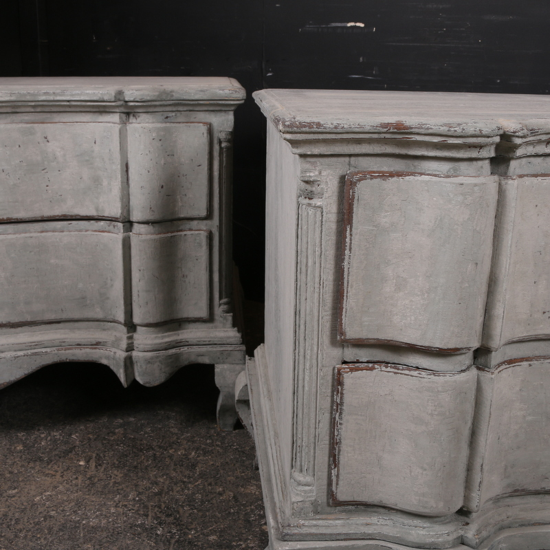 Pair of Danish Commodes