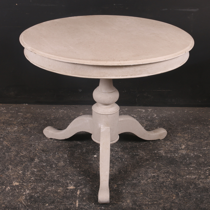 19th C Tripod Table