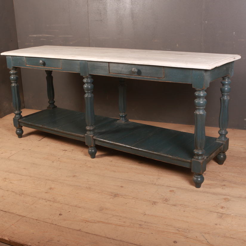 French Drapers / Console Table