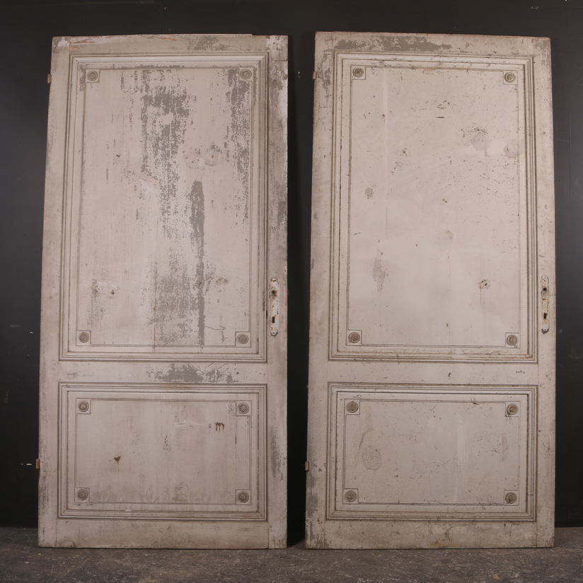 Pair of French Panels