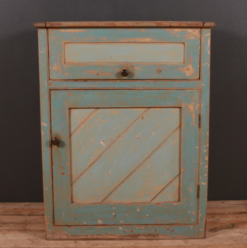 Original Painted Jam Cupboard