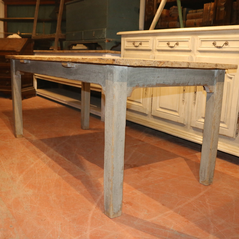 Painted Pine Farm Table